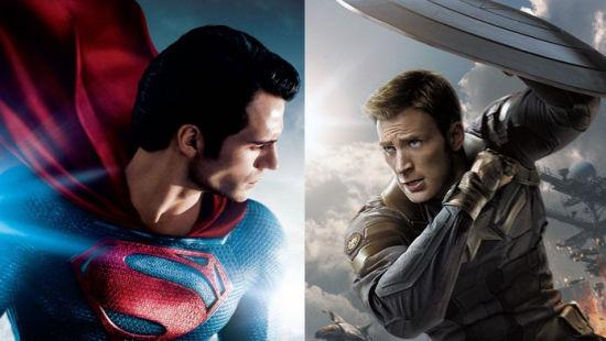 《美国队长3》定档正撞《蝙蝠侠大战超人》