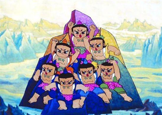 《金刚葫芦娃》将拍真人版已在总局备案公示
