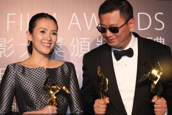 亚洲电影大奖澳门揭晓《一代宗师》成最大赢家