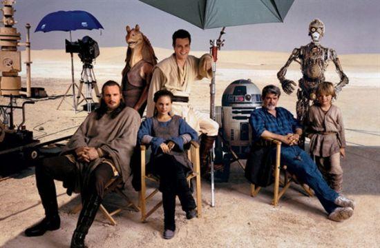 《星战7》5月14摩洛哥开拍启用1970年代老片场