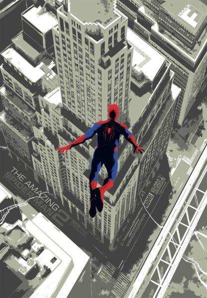 《超凡蜘蛛侠2》先期评论出炉视效感情戏被赞