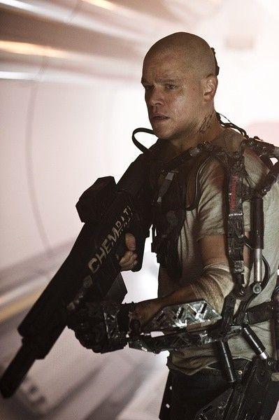 达蒙或加盟福斯科幻新作出演来自火星的你