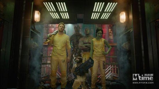 《银河护卫队》紧密联系复联3灭霸将动作现身