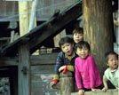 侗族占里人的计生经超生婴儿用酒溺死