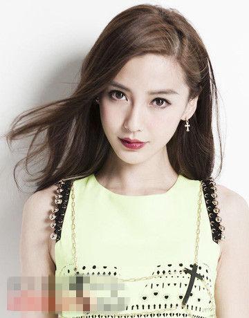 angelababy的头发是什么颜色 杨颖最新发型