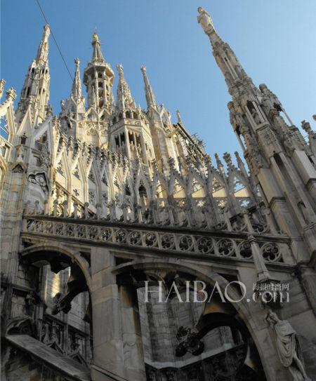 感受西方宗教气息 世界最美的十大教堂