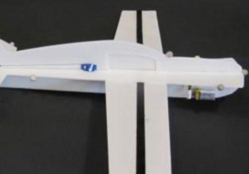 美国学生研制新型无人机可在电线上偷电(组图)