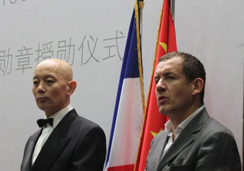 葛优任法国影展形象大使或拍法国电影