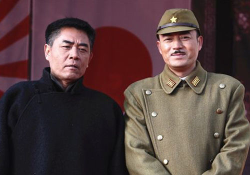 《大河儿女》收官陈宝国反击获赞爷们
