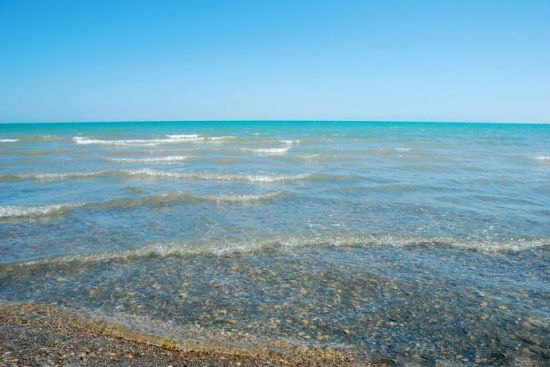 青海湖 嵌在青藏高原的蓝宝石