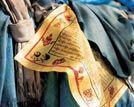 蒙古族信仰风马的习俗