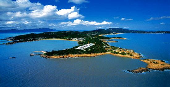 中国十大最美海滩 盛夏避暑圣地