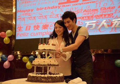 王力宏宣布妻子怀孕5个月小孩取名王一