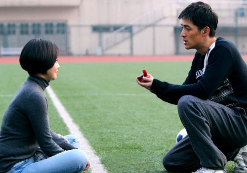 《启示录》闫妮胡歌携手演绎国产姐弟恋