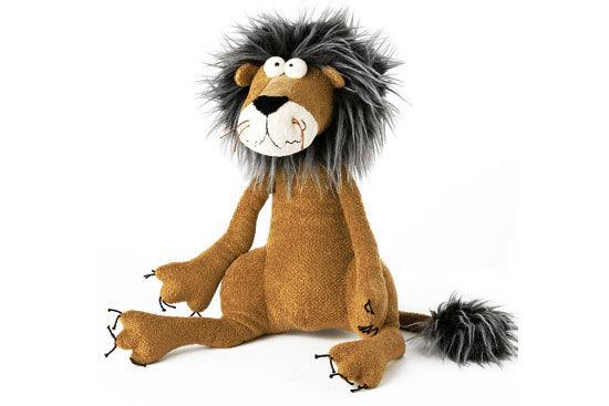 狮子和公主简笔画大全