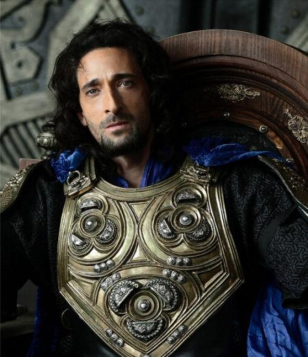 《天将雄师》曝人物造型布洛迪变身罗马将军