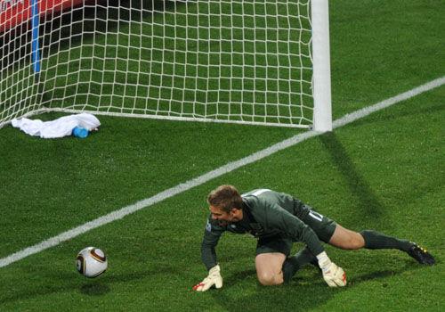 盘点世界杯上的经典门将失误