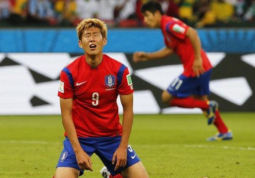 亚洲球队集体迷失在巴西世界杯
