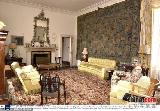 别墅城堡内部图片