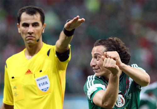 """巴西世界杯上演""""人在囧图""""(组图)"""