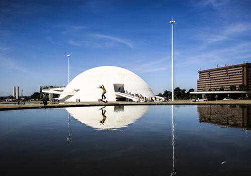 巴西首都美丽风景一瞥