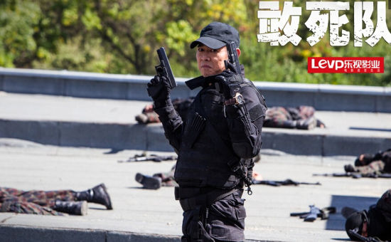 《敢死队3》曝血战剧照大量动作场面大戏