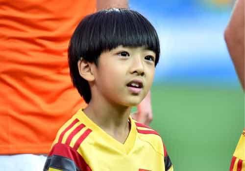 直击中国球童亲临世界杯半决赛