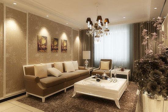 装饰搭配 沙发背景墙墙纸搭配七个小技巧