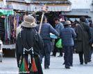 拉萨八角街藏族生活气息最浓的街区