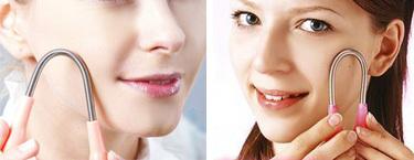面部除毛器使用要当心 易损伤毛囊健康