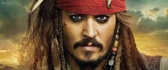 《加勒比海盗5》将于2017年7月7日上映