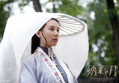 """《绣春刀》刘诗诗再现""""经典美人图"""""""