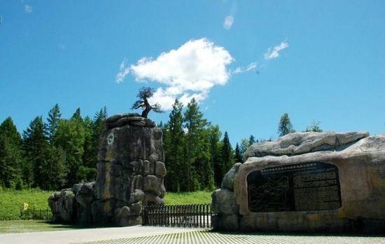 大自然的雕塑博物馆 盘点伊春著名石林景区