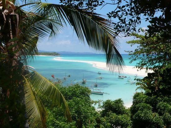 马达加斯加:贝岛