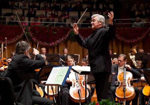 英国皇家爱乐乐团来哈尔滨演奏经典