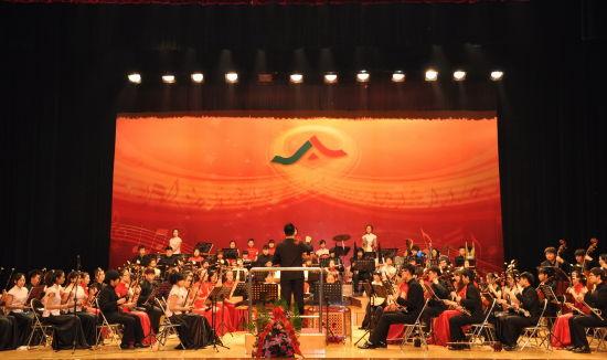 东北农业大学艺术学院民族管弦乐团-哈夏青年音乐家活动周东北农业
