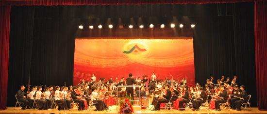东北农业大学艺术学院民族管弦乐团演奏-哈夏青年音乐家活动周东北