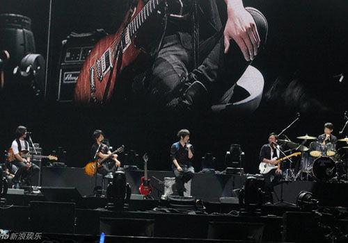 五月天北京演唱会火爆筹备新专辑