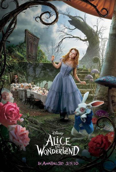 《爱丽丝梦游仙境》续集开拍德普或回归