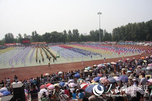 黑龙江各县人口-人民网哈尔滨8月9日电(杨海全、通讯员胡春风)8月8日是全国第六个