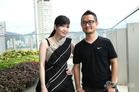 《等一个人》香港点映周慧敏女神到底