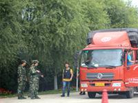 武警支队出动500余人搜捕