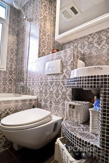 装修技巧 经典小户型卫生间装修案例盘点