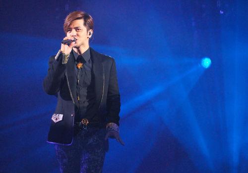 罗志祥世界巡回演唱会香港站红馆开唱