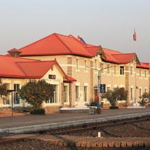 深刻记忆:黑龙江百年老站
