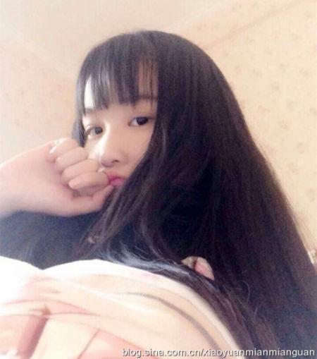 00后女生_「00后」美少女黎心依出道获15岁「华人第一