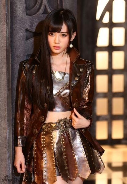 日本网友选出的中国第一美女图