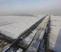 哈齐松花江特大桥10日起投用 至少可服役150年