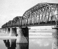 老江桥见证哈尔滨四个时期的历史