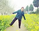 奶奶踏青萌照走红盘点最适合老人的旅游地